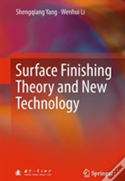 Wook.pt - Surface Finishing Theory And New Technology
