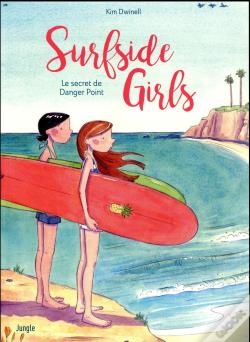 Wook.pt - Surfside Girls ; Le Secret De Danger Point