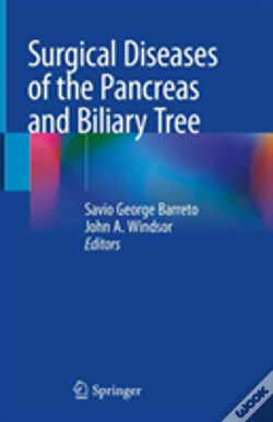 Wook.pt - Surgical Diseases Of The Pancreas And Biliary Tree