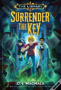Wook.pt - Surrender The Key (The Library Book 1)