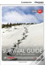 Survival Guide: Lost In The Mountains Low Intermediate Book With Online Access