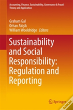 Wook.pt - Sustainability And Social Responsibility: Regulation And Reporting