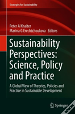Wook.pt - Sustainability Perspectives: Science, Policy And Practice