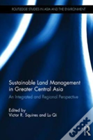 Sustainable Land Management In Central Asia