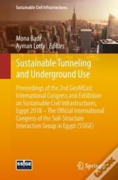 Sustainable Tunneling And Underground Use
