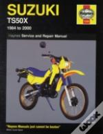 Suzuki Ts 50x (1984-99) Service And Repair Manual