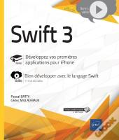 Swift 3 - Developpez Vos Premieres Applications Pour Iphone - Complement Video : Bien Developper Ave