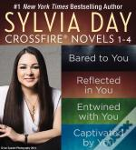 Sylvia Day Crossfire Novels 1-4
