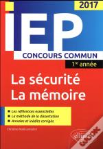 Synthese Sur Les 2 Themes Iep 1ere Annee