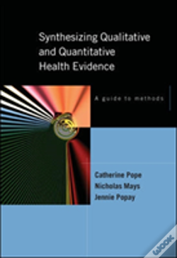 Wook.pt - Synthesizing Qualitative And Quantitative Health Research