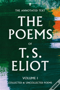Wook.pt - T. S. Eliot The Poems