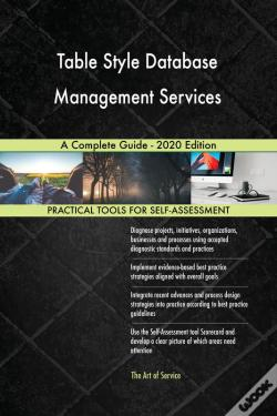 Wook.pt - Table Style Database Management Services A Complete Guide - 2020 Edition