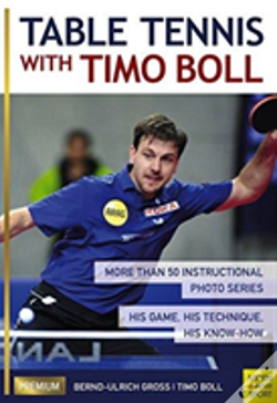 Wook.pt - Table Tennis With Timo Boll