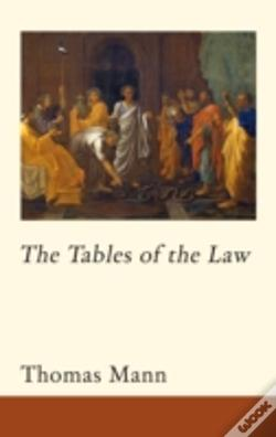 Wook.pt - Tables Of The Law