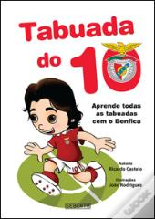 Tabuada do 10 do Benfica