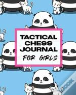 Tactical Chess Journal For Girls