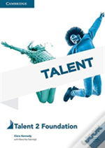 Talent Level 2 Foundation Student Book With Online Audio