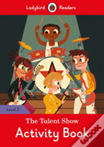 Talent Show Activity Book