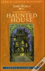Tales From The Haunted House Book/Cards