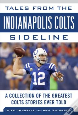 Wook.pt - Tales From The Indianapolis Colts Sideline