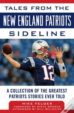 Wook.pt - Tales From The New England Patriots Sideline