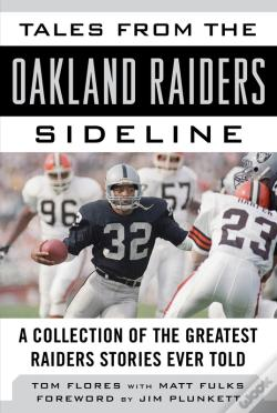 Wook.pt - Tales From The Oakland Raiders Sideline