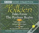 TALES FROM THE PERILOUS REALM'FARMER GILES OF HAM', 'SMITH OF WOOTTON MAJOR', 'THE ADVENTURES OF TOM BOMBADIL', 'LEAF BY NIGGLE'