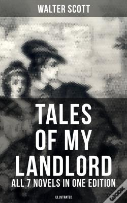 Wook.pt - Tales Of My Landlord - All 7 Novels In One Edition (Illustrated)