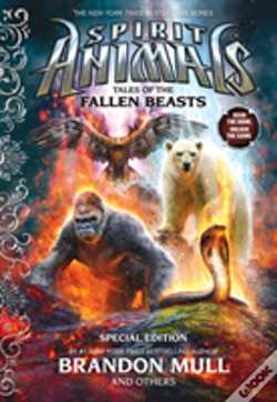 Wook.pt - Tales Of The Fallen Beasts (Spirit Animals: Special Edition)
