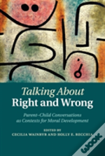 Talking About Right And Wrong