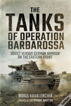 Wook.pt - Tanks Of Operation Barbarossa