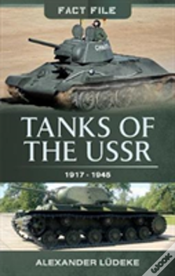 Wook.pt - Tanks Of The Ussr 1917-1945