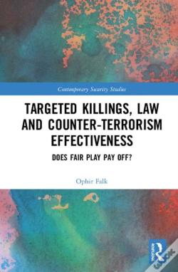 Wook.pt - Targeted Killings, Law And Counter-Terrorism Effectiveness