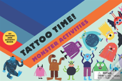 Wook.pt - Tattoo Time Monster Activities