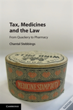Wook.pt - Tax, Medicines And The Law