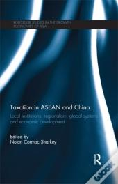 Taxation In Asean And China