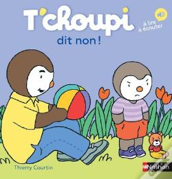 Wook.pt - T'Choupi Dit Non