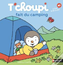Wook.pt - T'Choupi Fait Du Camping
