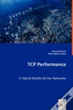Tcp Performance In Hybrid Mobile Ad Hoc Networks