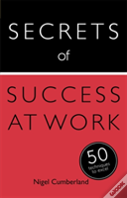 Wook.pt - Teach Yourself The Secrets Of Success At Work: The 50 Strategies You Need To Excel