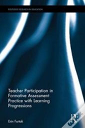 Teacher Participation In Learning Progression-Centered Professional Development
