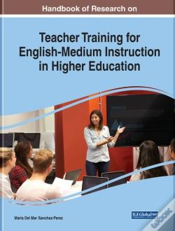 Wook.pt - Teacher Training For English-Medium Instruction In Higher Education