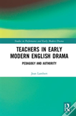 Wook.pt - Teachers In Early Modern English Dr