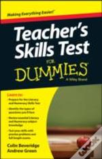 Teachers Skills Tests For Dummies