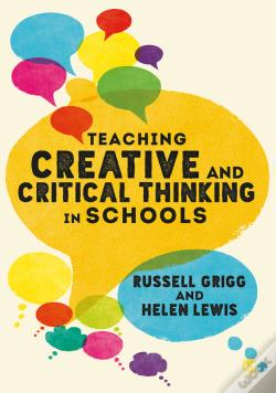 Wook.pt - Teaching Creative And Critical Thinking In Schools