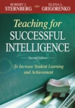 Wook.pt - Teaching For Successful Intelligence