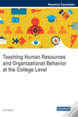 Wook.pt - Teaching Human Resources And Organizational Behavior At The College Level