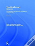 Teaching Primary Science 3ed Loxley