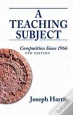 Teaching Subject