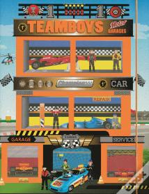Teamboys My House - Motor Garages